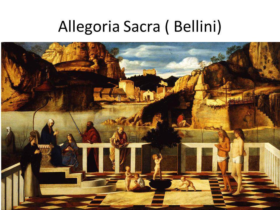 Allegoria Sacra ( Bellini)