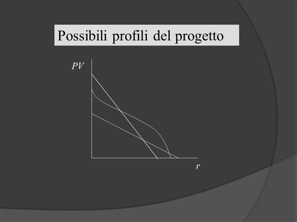 Possibili profili del progetto