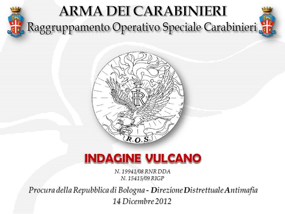 Procura della Repubblica di Bologna - Direzione Distrettuale Antimafia