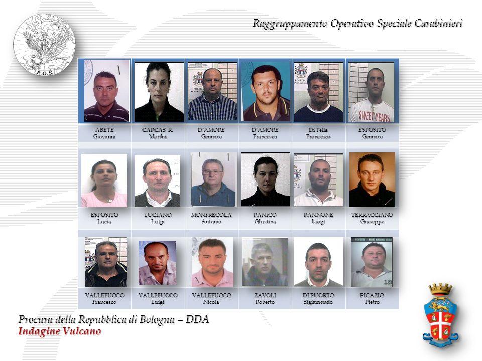 Raggruppamento Operativo Speciale Carabinieri