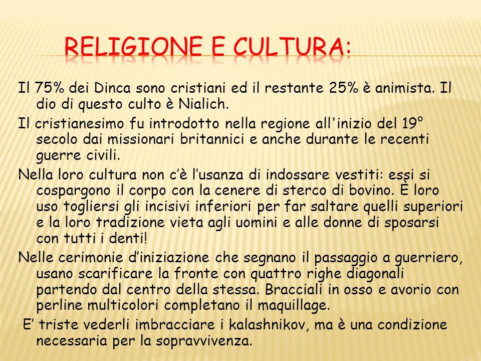 Religione e cultura: