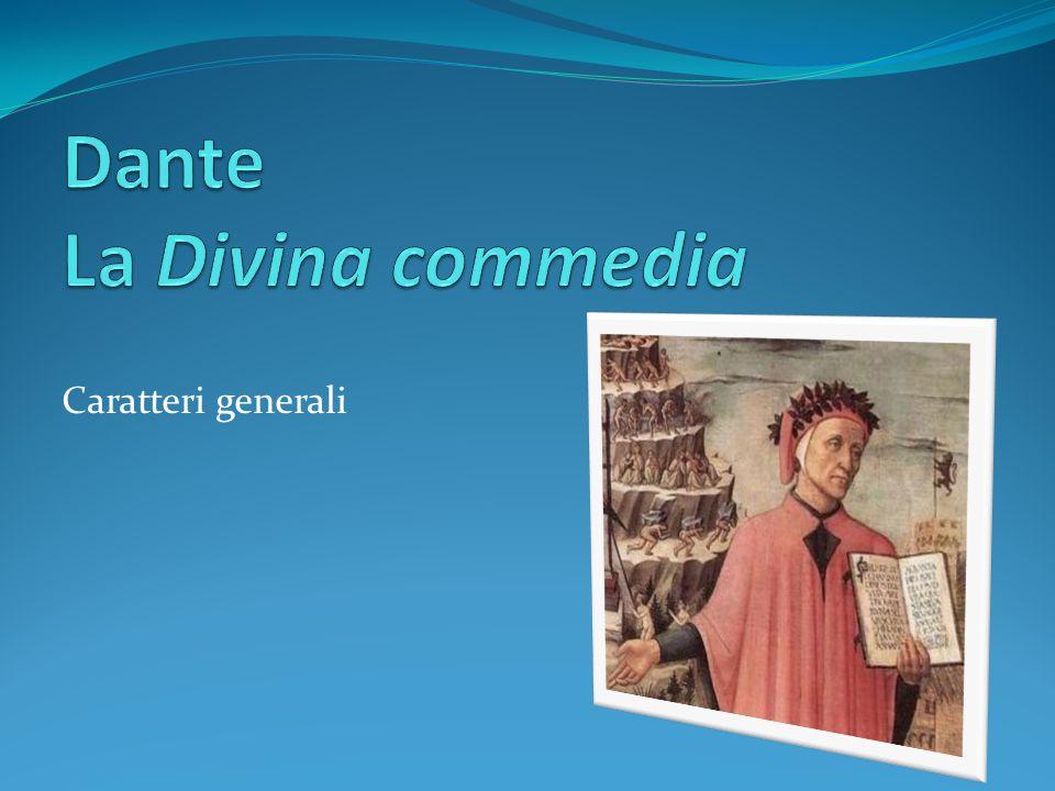 Dante La Divina commedia