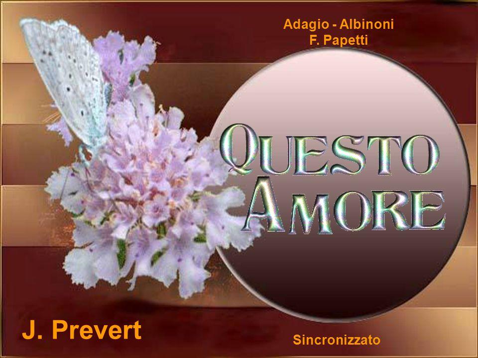 Adagio - Albinoni F. Papetti