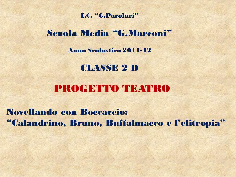 Scuola Media G.Marconi