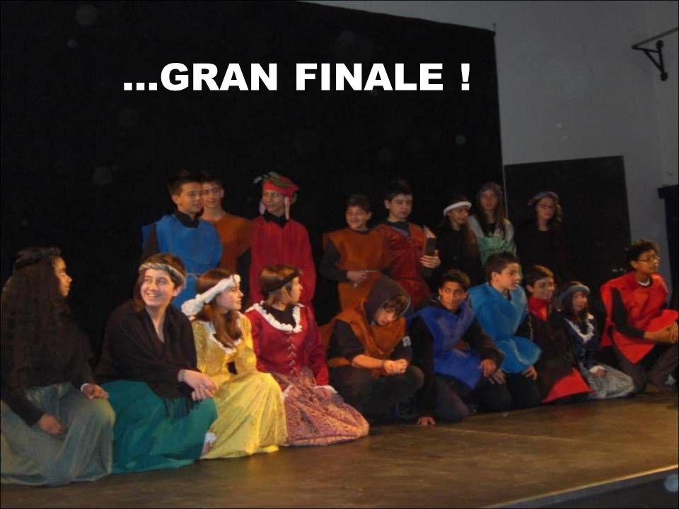…GRAN FINALE !