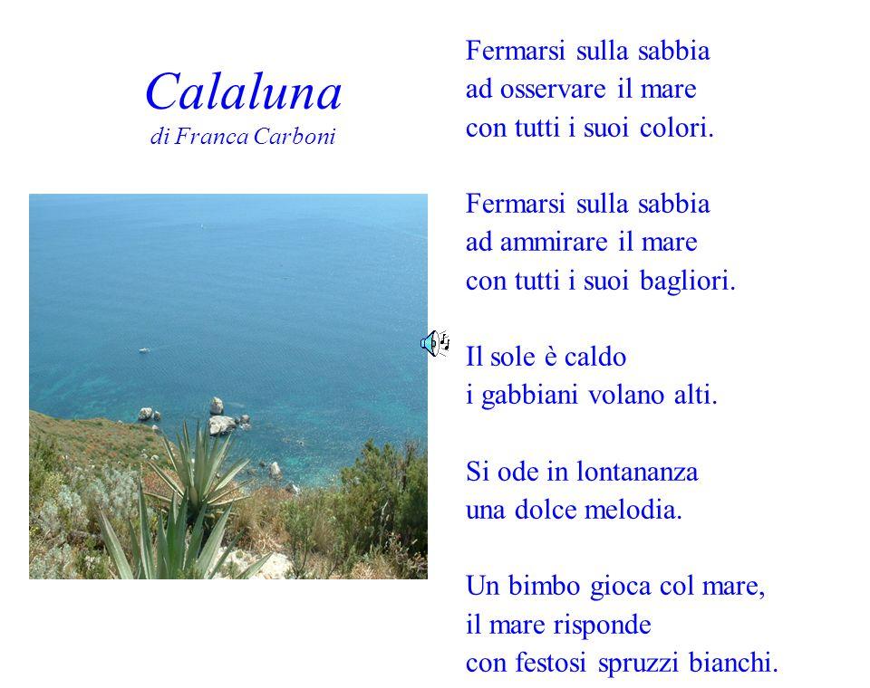 Calaluna di Franca Carboni