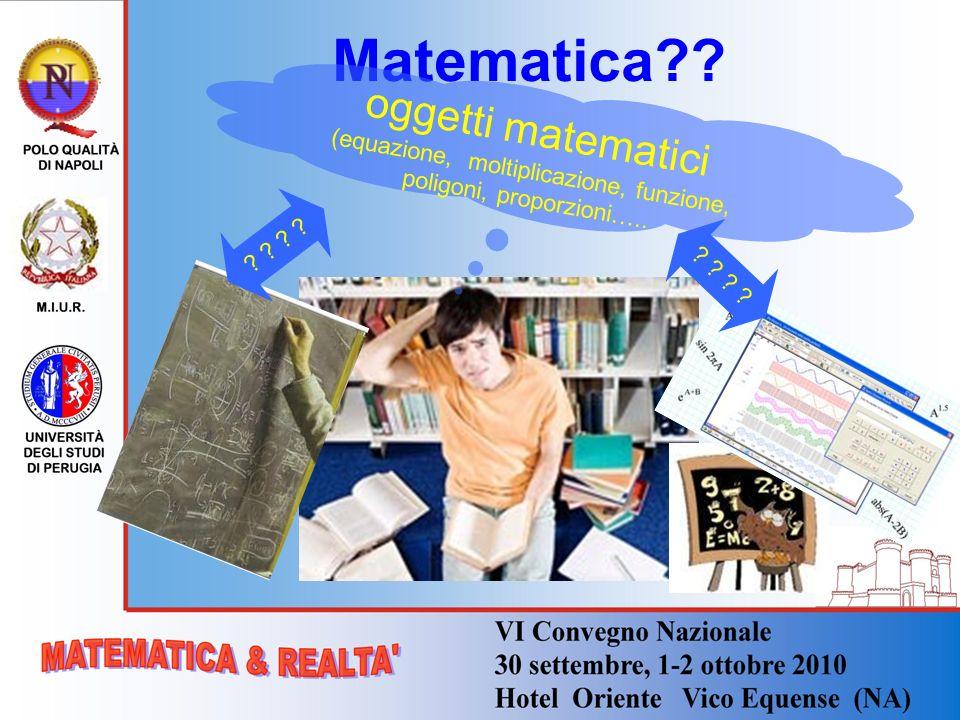 (equazione, moltiplicazione, funzione, poligoni, proporzioni…..