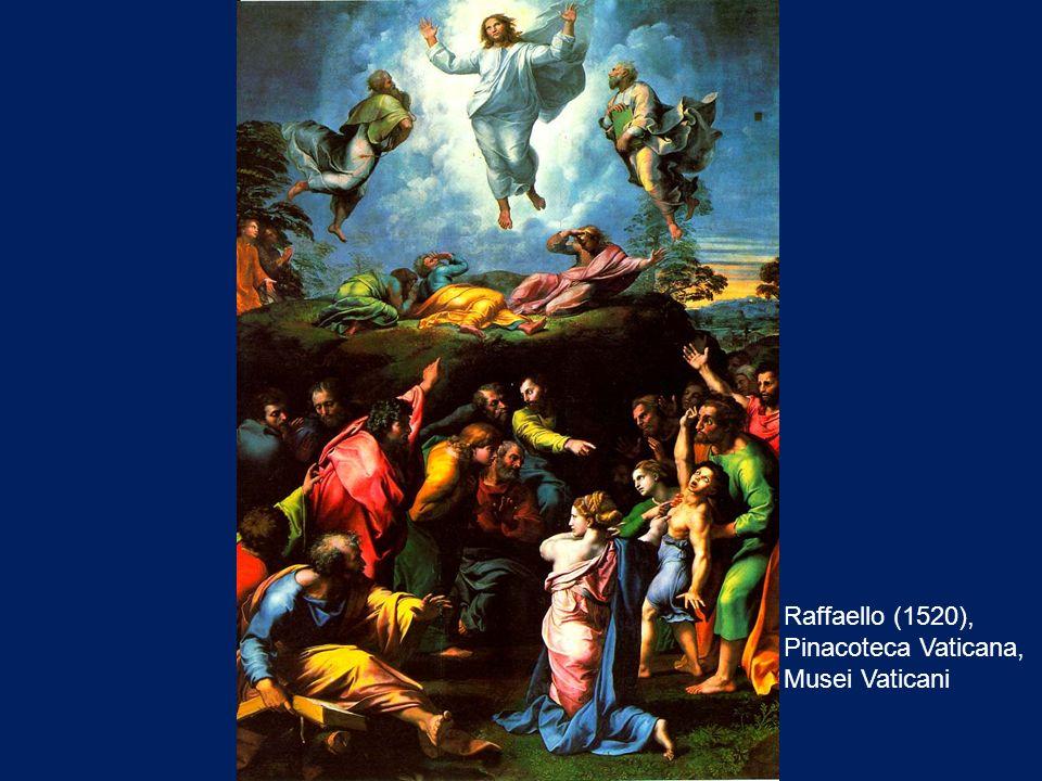 Raffaello (1520), Pinacoteca Vaticana, Musei Vaticani