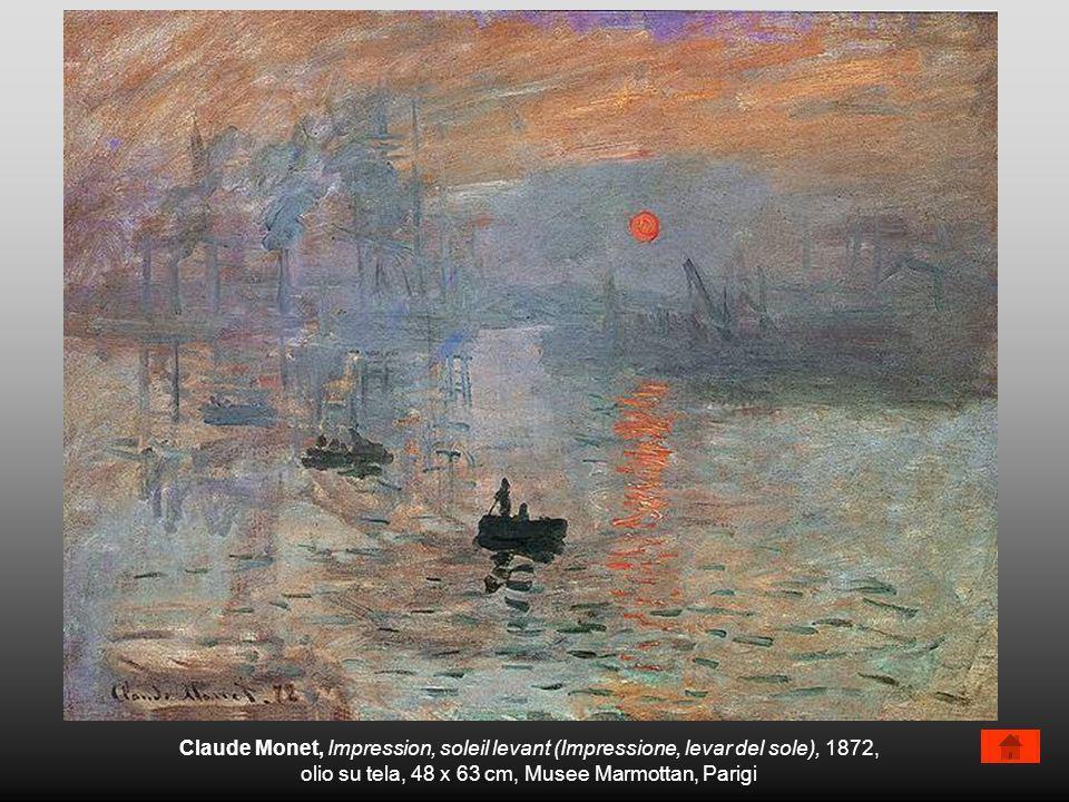 olio su tela, 48 x 63 cm, Musee Marmottan, Parigi