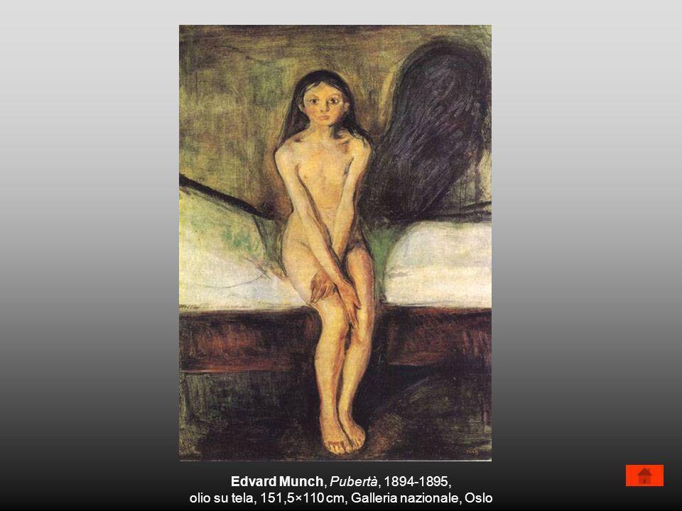 olio su tela, 151,5×110 cm, Galleria nazionale, Oslo