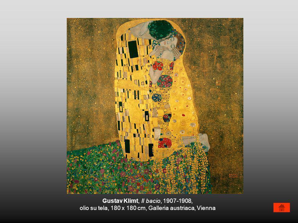 olio su tela, 180 x 180 cm, Galleria austriaca, Vienna