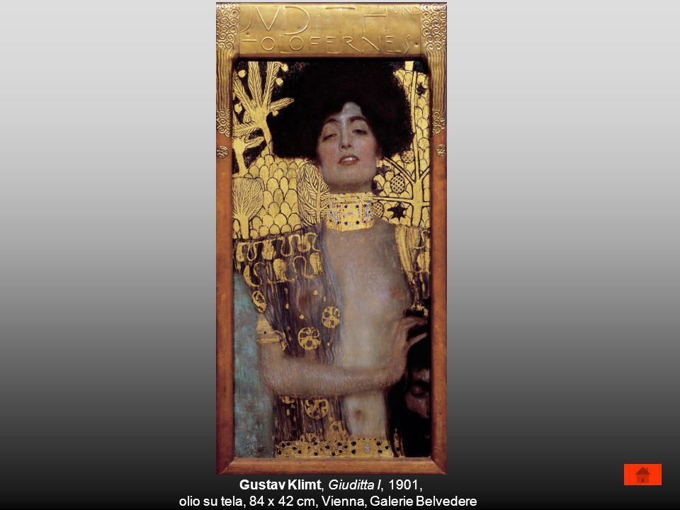 Gustav Klimt, Giuditta I, 1901,