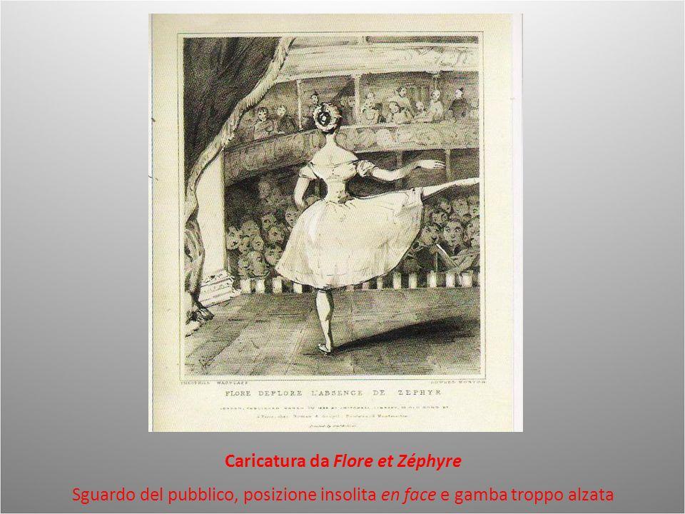 Caricatura da Flore et Zéphyre