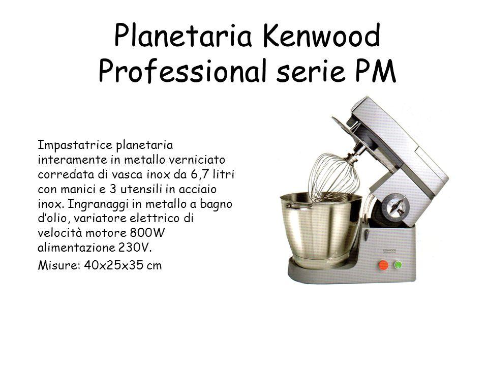 Planetaria Kenwood Professional serie PM