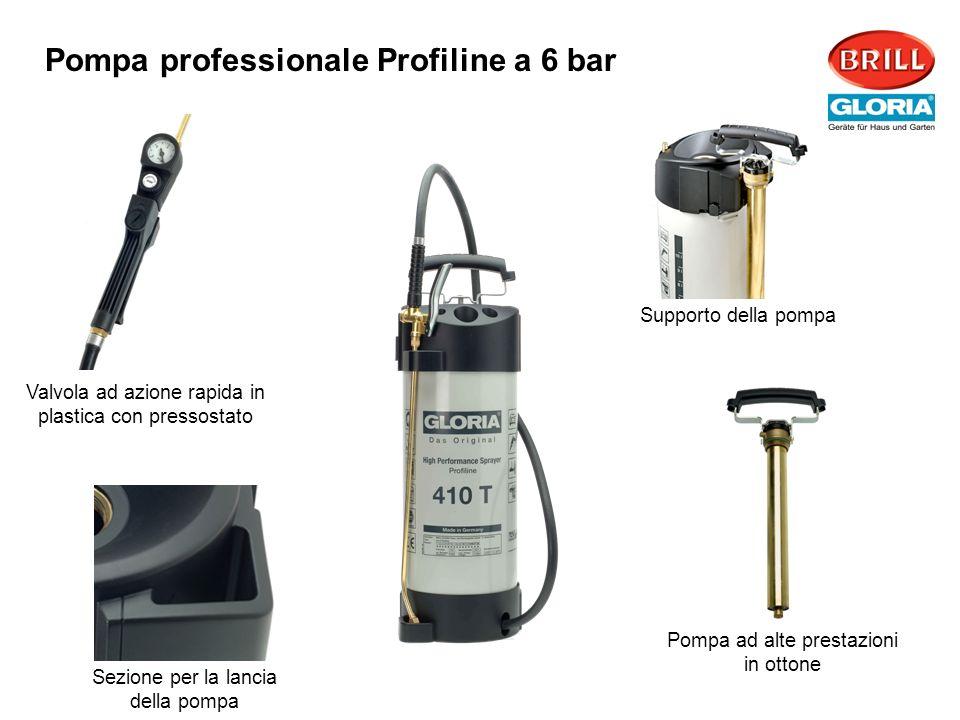Pompa professionale Profiline a 6 bar