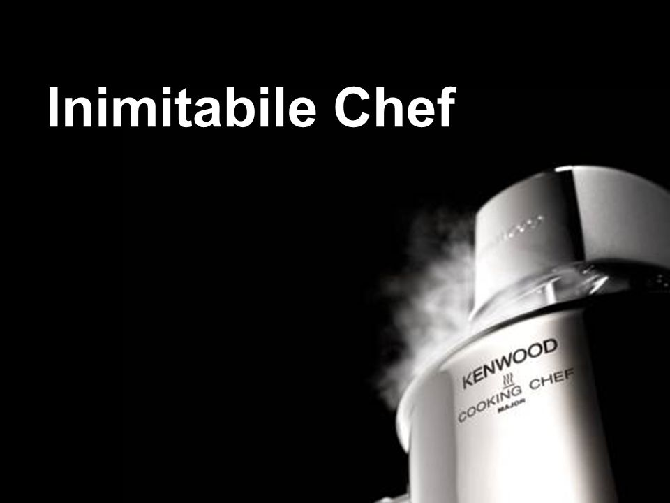 Inimitabile Chef