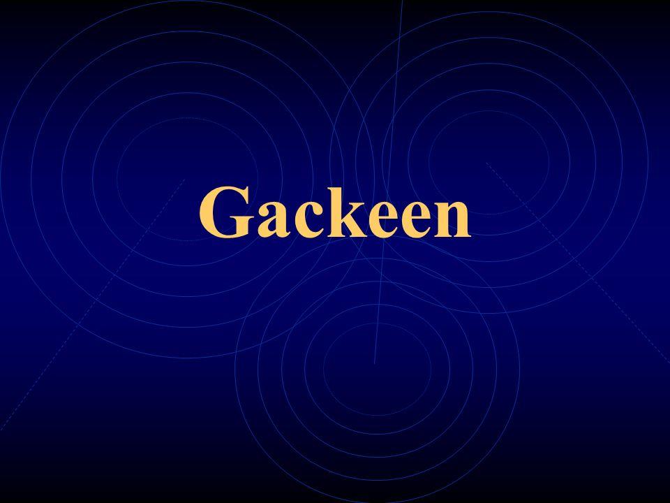 Gackeen