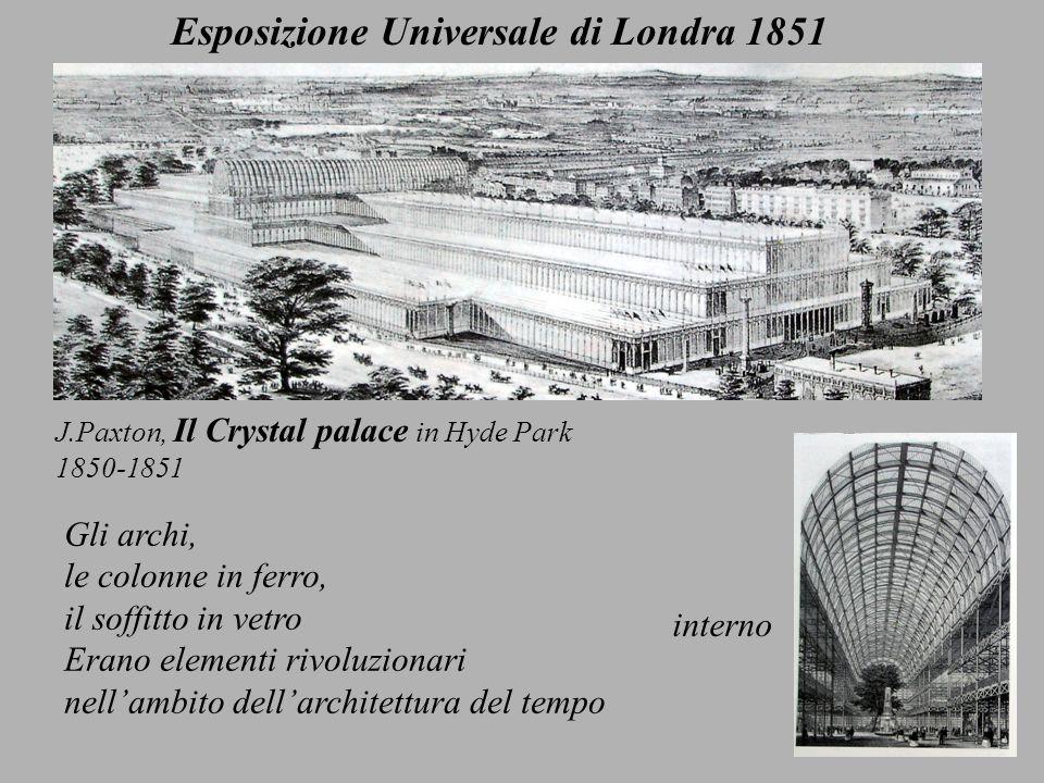 Esposizione Universale di Londra 1851