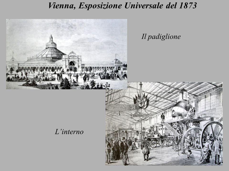 Vienna, Esposizione Universale del 1873