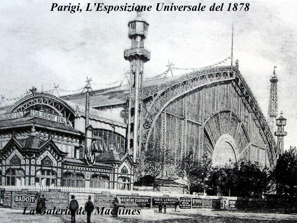 Parigi, L'Esposizione Universale del 1878