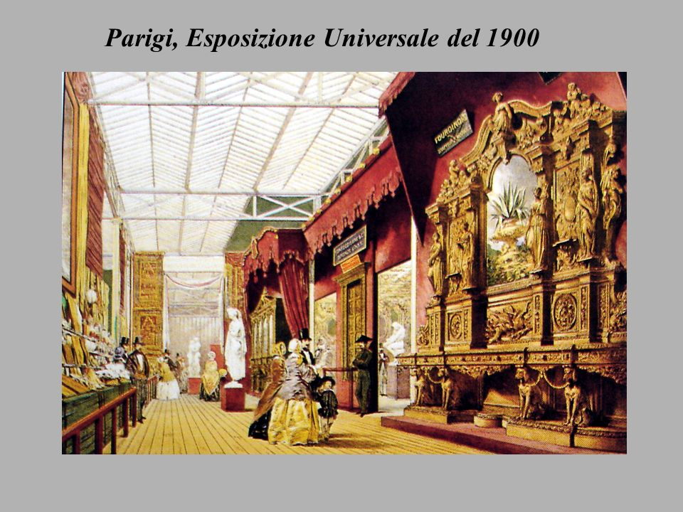 Parigi, Esposizione Universale del 1900