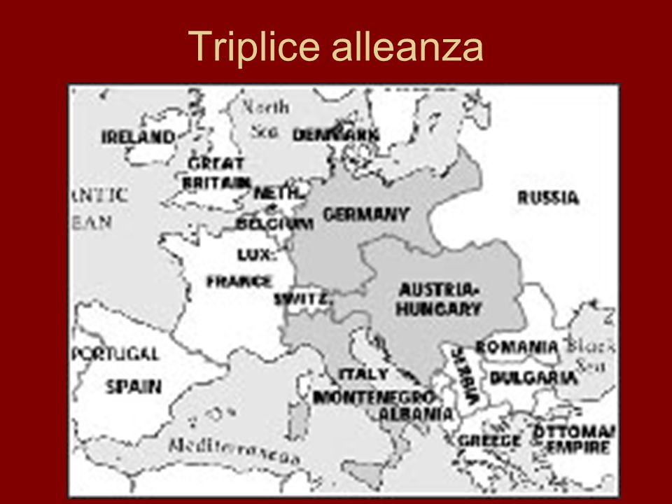 Triplice alleanza