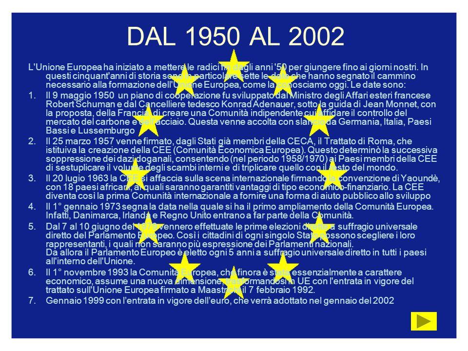 DAL 1950 AL 2002