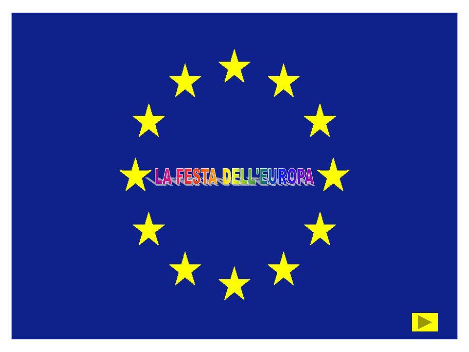 LA FESTA DELL EUROPA