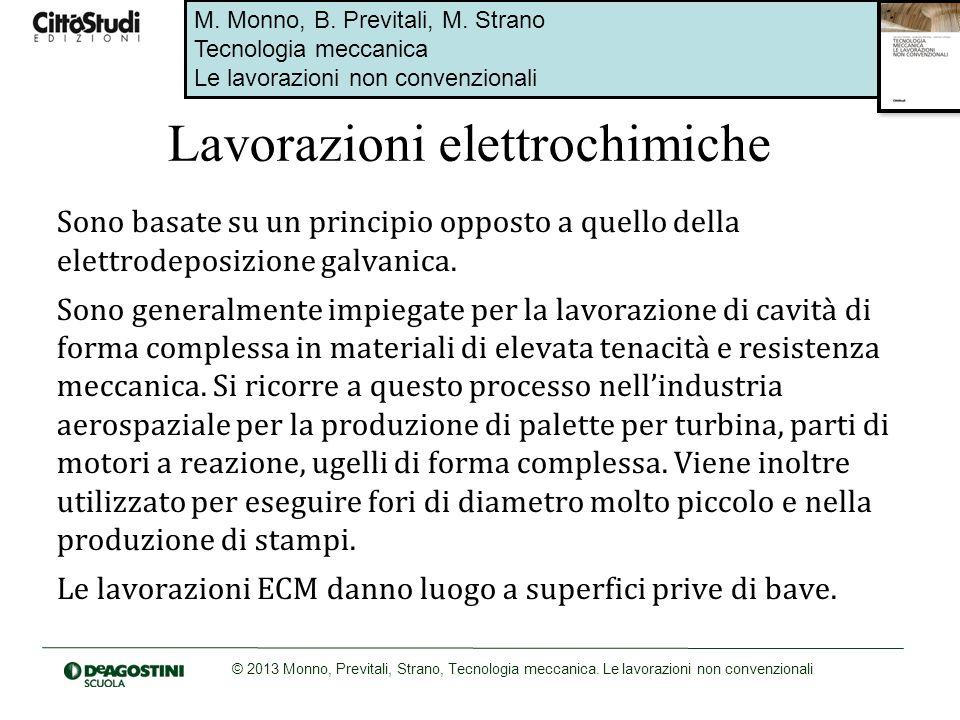 Lavorazioni elettrochimiche