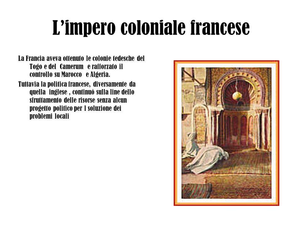 L'impero coloniale francese
