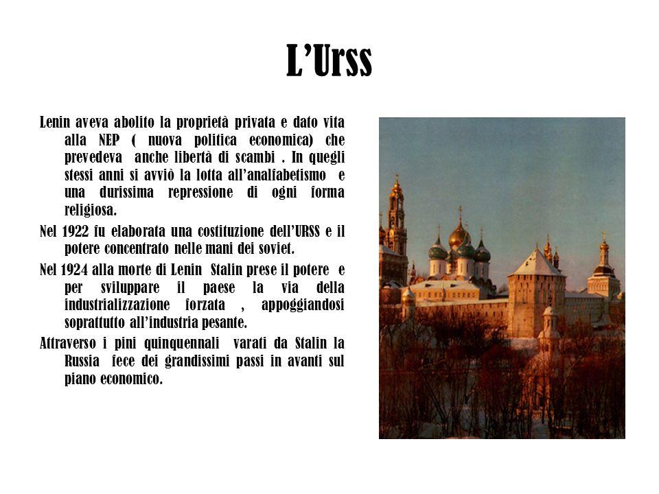 L'Urss