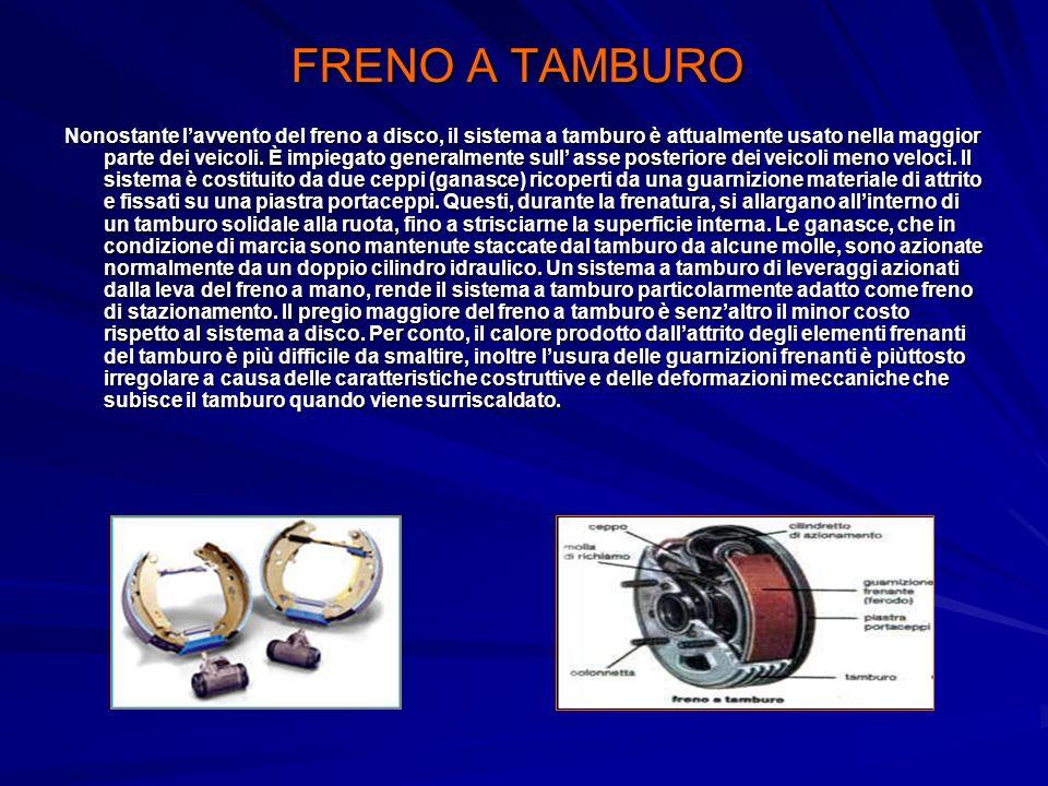 FRENO A TAMBURO