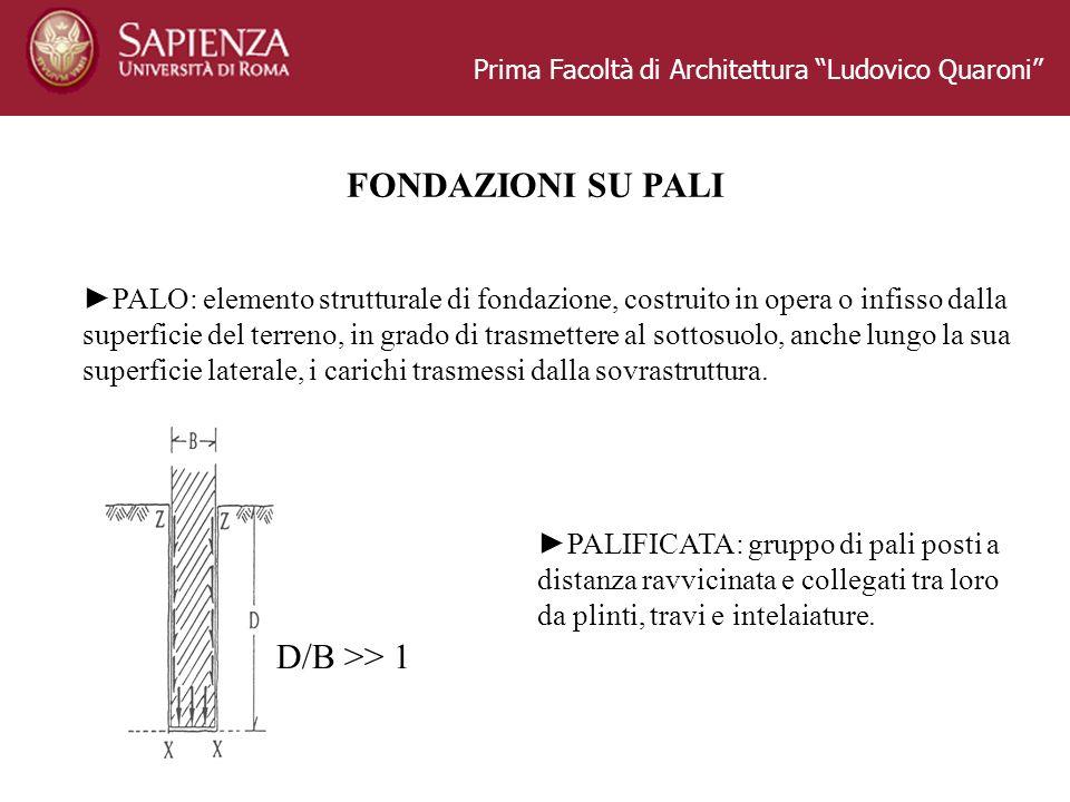 FONDAZIONI SU PALI D/B >> 1