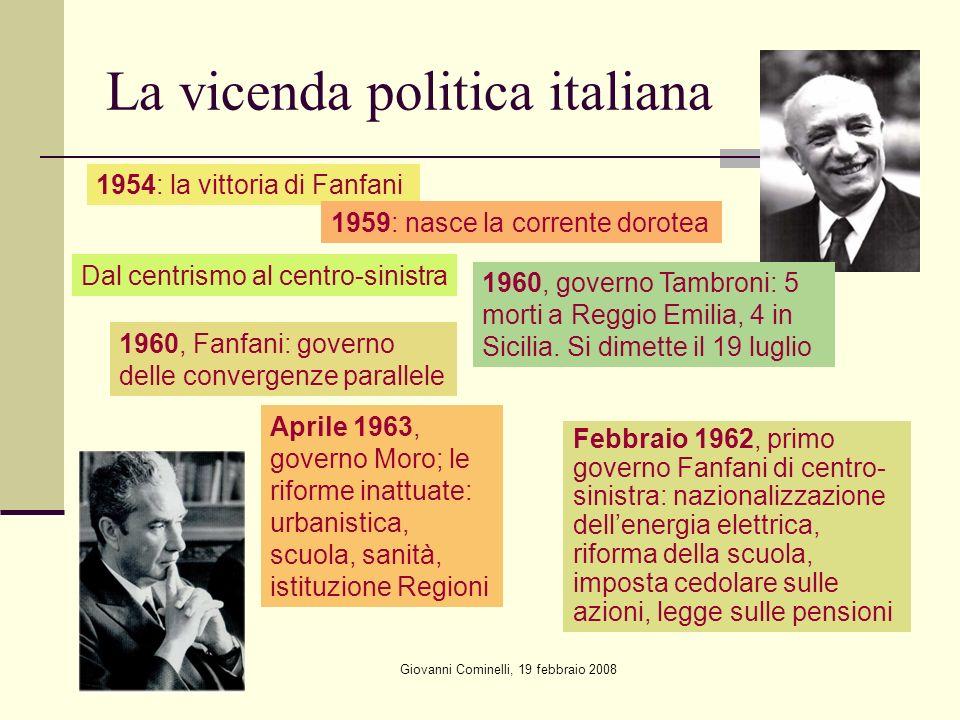 Il secolo di ieri corso di storia del novecento ppt for Struttura politica italiana