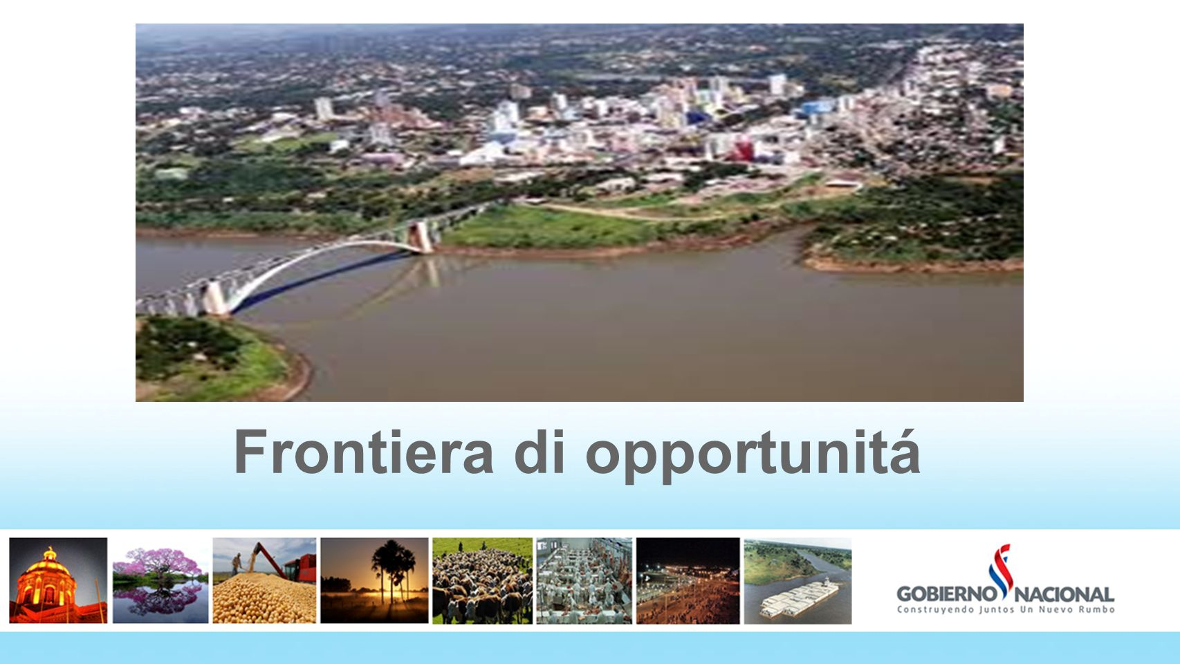 Frontiera di opportunitá