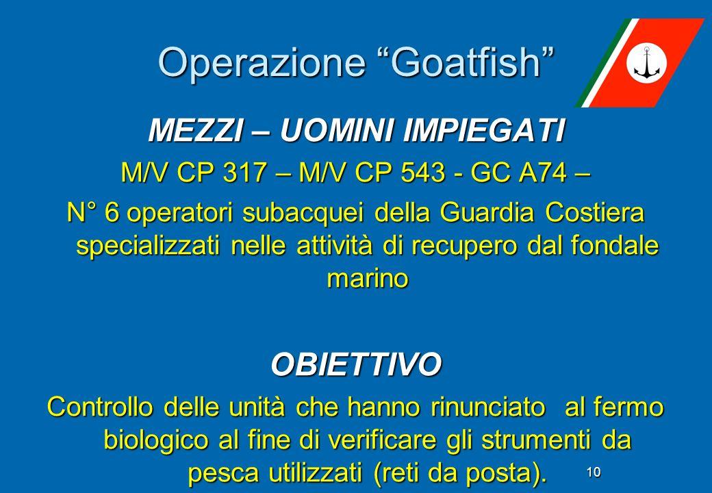 Operazione Goatfish