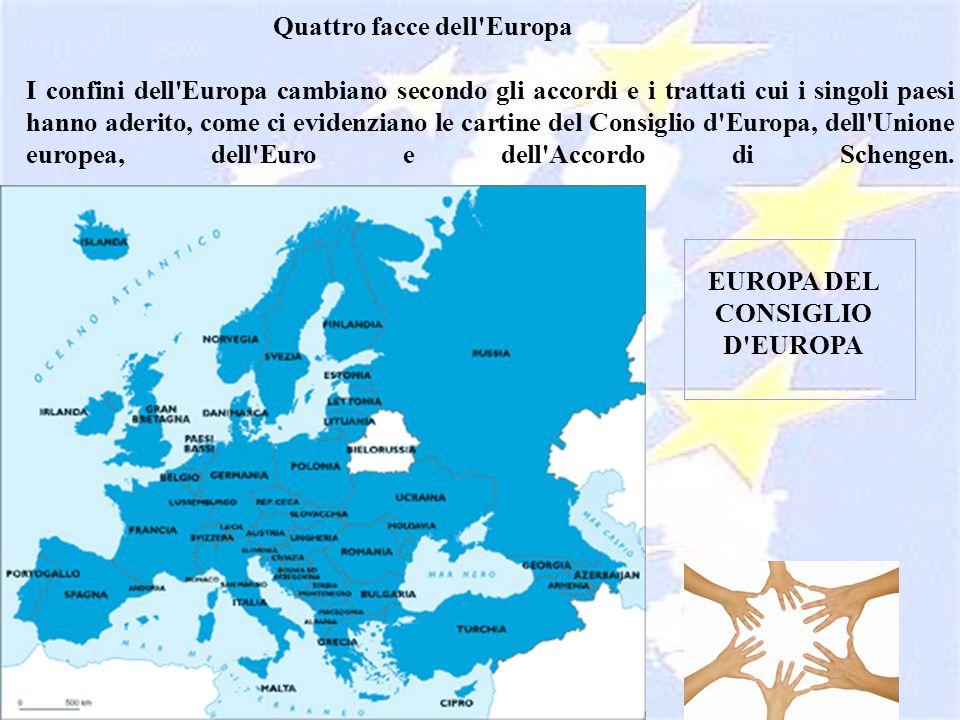 EUROPA DEL CONSIGLIO D EUROPA