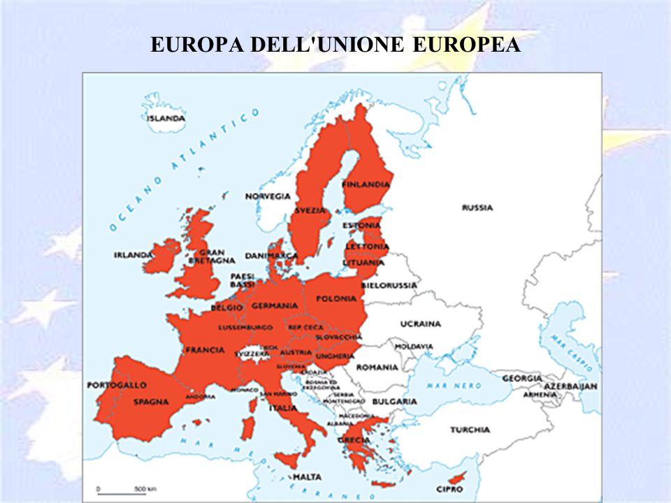EUROPA DELL UNIONE EUROPEA