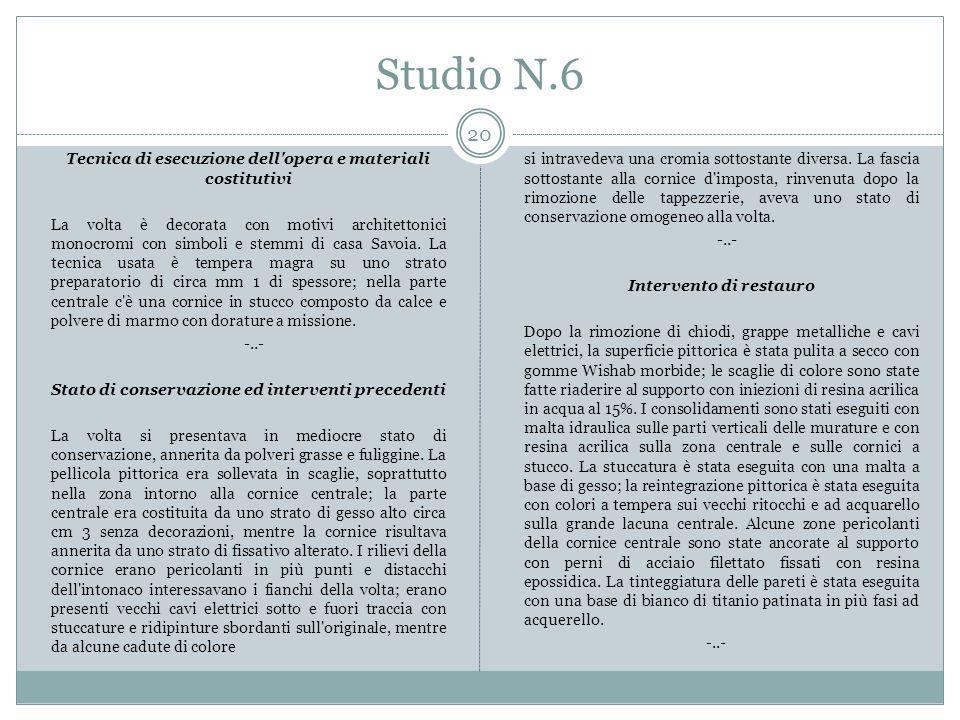Studio N.6