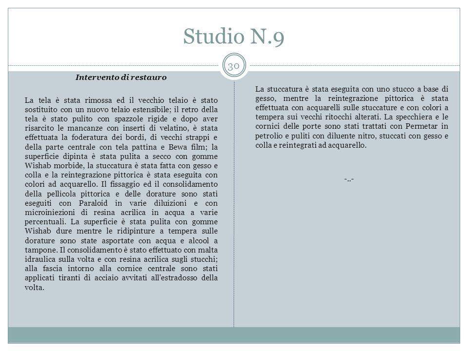 Studio N.9