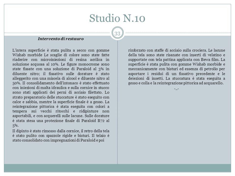 Studio N.10