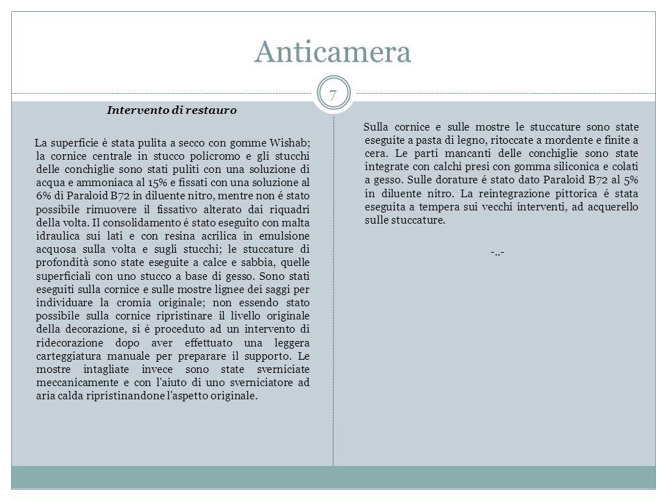 Anticamera