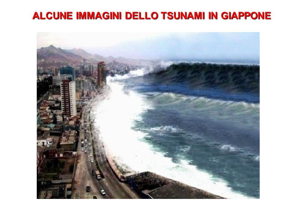 ALCUNE IMMAGINI DELLO TSUNAMI IN GIAPPONE