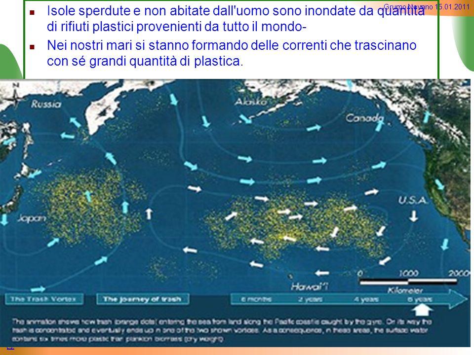 Isole sperdute e non abitate dall uomo sono inondate da quantità di rifiuti plastici provenienti da tutto il mondo-