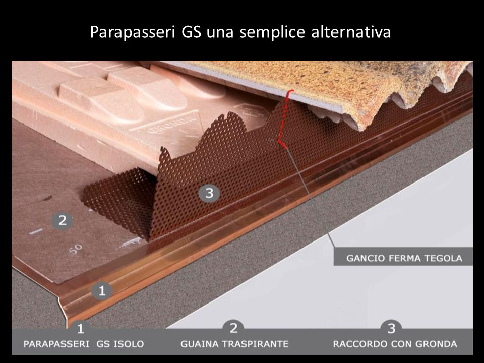 Parapasseri GS una semplice alternativa