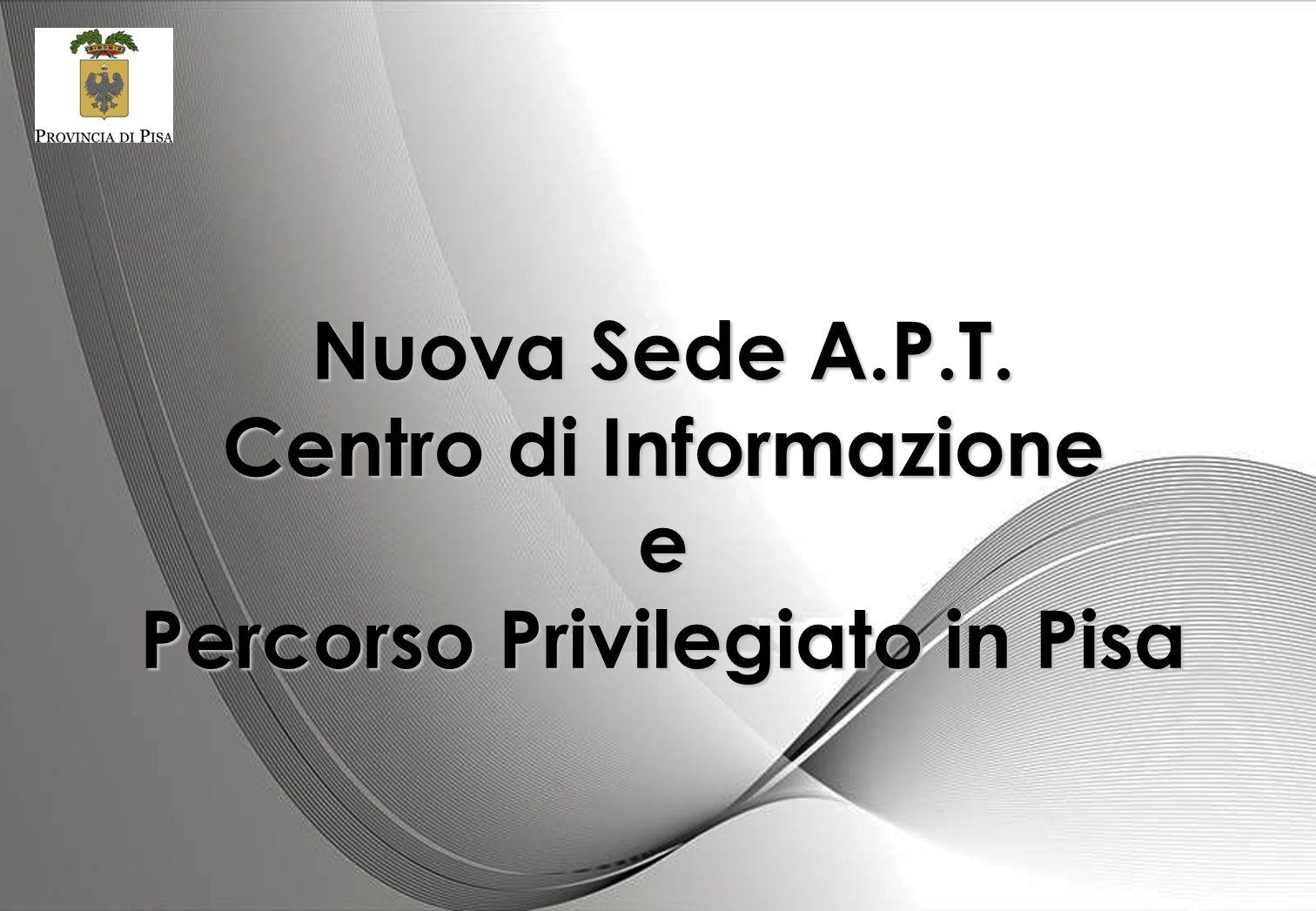 Centro di Informazione Percorso Privilegiato in Pisa