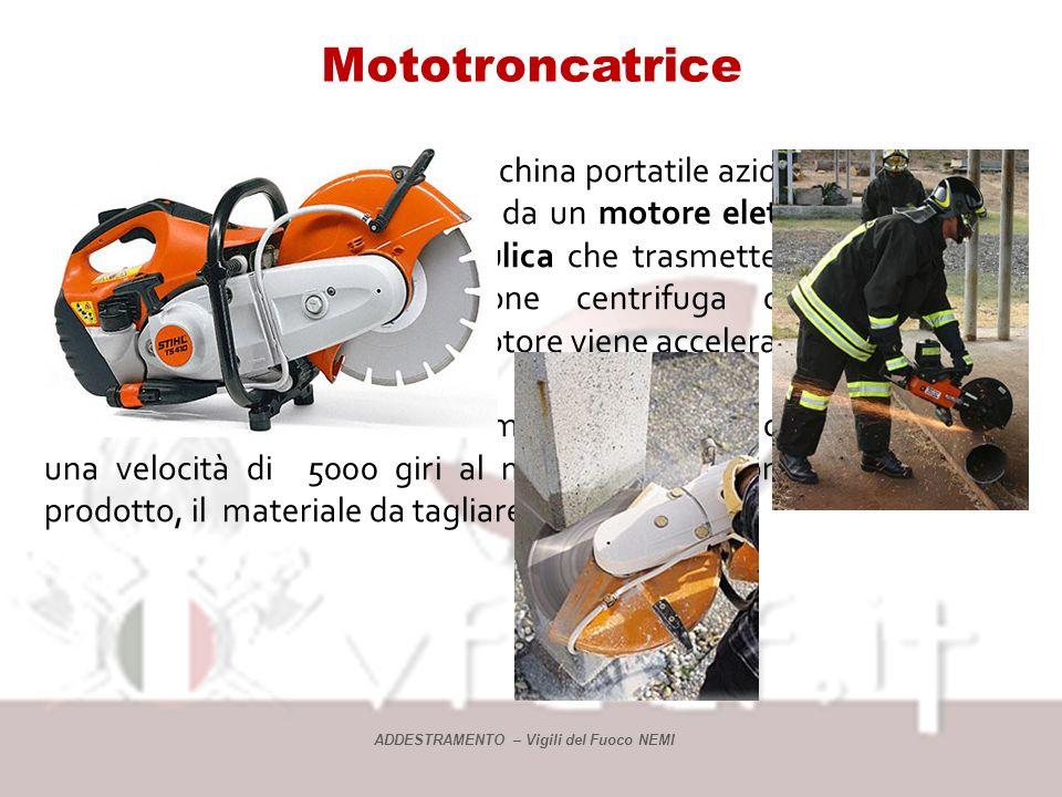 Mototroncatrice