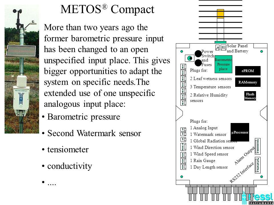 METOS Compact METOS® Compact