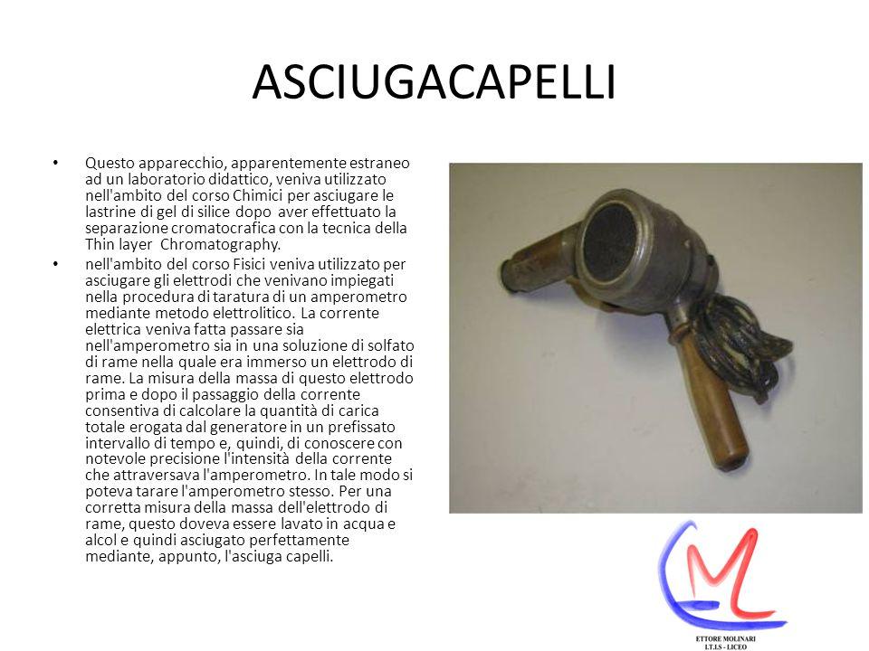 ASCIUGACAPELLI