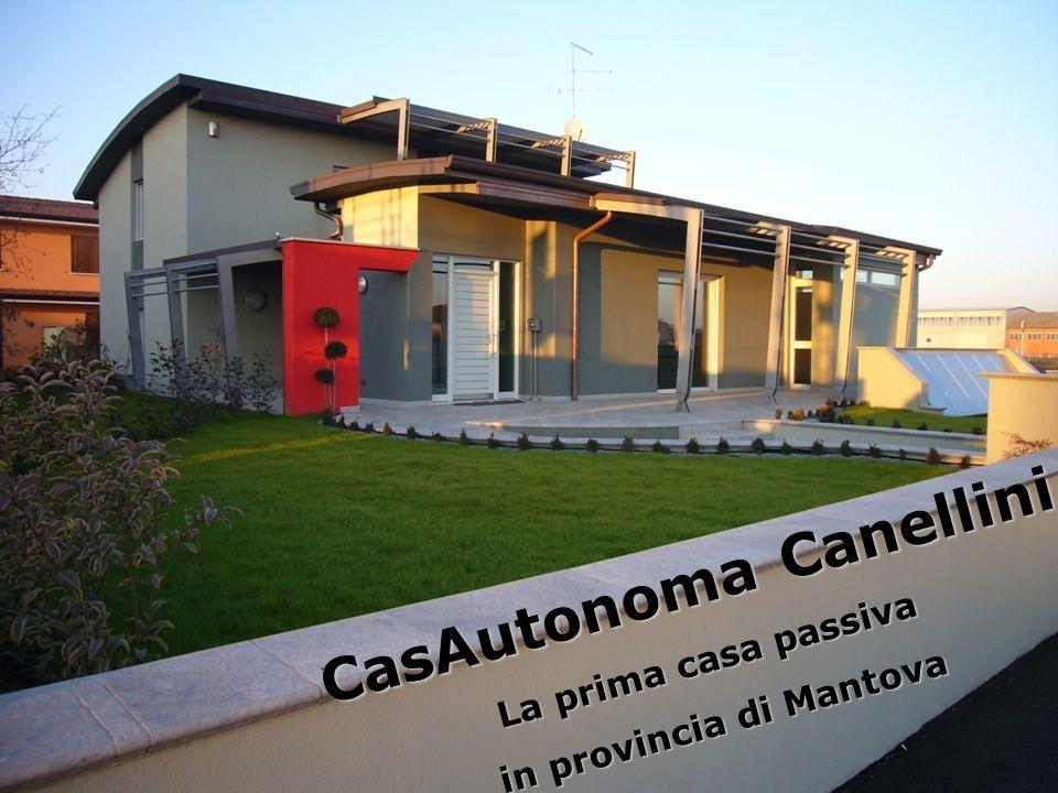 CasAutonoma Canellini in provincia di Mantova